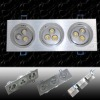 9W LED Crystal Ceiling Lighting Bulb