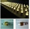 AC100-240V 3W E27/E14 led candle bulb