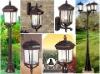 Aluminum garden lamp fitting  DH-1881A