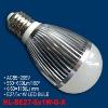 B60/E27 6x1W high power LED lamp