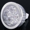 Best quality!!4*1w led spotlight MR10 SMD5050