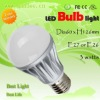 Best seller 3W E27/E26 led bulb