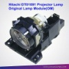(Brand New)Projector Lamp Mercury Lamp For Hitachi DT01091 Original Lamp Module projector lamp
