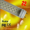 CE FCC ROHS fluorescent led tube t8 12w 4 feet 1200mm MILKY COVER
