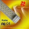 CE FCC ROHS fluorescent led tube t8 12w 4 feet 1200mm TRANSPARENT COVER