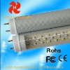 CE FCC ROHS fluorescent led tube t8 2-year warranty
