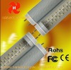 CE FCC ROHS fluorescent light fixture t8 /t10 18w 4 feet 1200mm CHINA