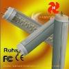 CE FCC ROHS fluorescent light fixture t8 /t10 18w 4 feet 1200mm FACTORY