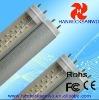 CE FCC ROHS fluorescent light fixture t8 /t10 18w 4 feet 1200mm NATURAL WHITE