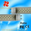 CE FCC ROHS fluorescent light surface mounted t8 t10 18w 4 feet 1200mm CLEAR COVER