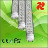 CE FCC ROHS led fluorescent light 12w t8/t10 4 feet 1200mm FROSTED COVER