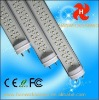 CE FCC ROHS led tube t8/t10 18w 4 feet 1200mm 1.2m CLEAR COVER