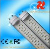 CE FCC ROHS led tube t8/t10 F MILKY COVER