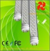 CE FCC ROHS t8/t10 fluorescent light 18w 4 feet 1200mm/1.2m