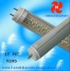 CE FCC ROHS t8/t10 fluorescent light 18w 4 feet 1200mm 2 years warranty