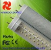 CE FCC ROHS t8/t10 fluorescent light 18w 4 feet 1200mm CLEAR COVER