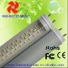CE FCC ROHS t8/t10 fluorescent light 18w 4 feet 1200mm COLD WHITE