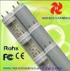 CE FCC ROHS t8/t10 fluorescent light 18w 4 feet 1200mm WARM WHITE