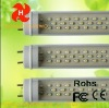 CE FCC ROHS t8/t10 fluorescent light 18w WARM WHITE