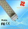 CE FCC ROHS t8/t10 fluorescent lighting fixture 15w 4 feet 1200mm MILKY COVER