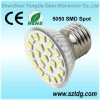CE&ROHS 18pcs 5050 LED Sportlight