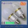CE ROHS 270-300lm cool white 3W/5W LED bulb