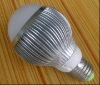 CE,ROHS  E27/E26  6w led bulb light