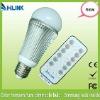 CE&RoHS energy saving B22/E26/E27 8w dimmable led bulb