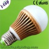 CE and Rohs approved high power e27 led bulb