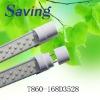 CREE/epistar 7W/18W/20W/24W T8 led tube fixture (CE ROHS)(T860-120DA3528)
