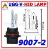 China manufacturer of hid 9007 bulb