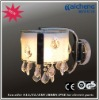 Crystal wall lamp,WL30154A/5L