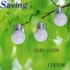 DIP led bulb(CE&ROHS)(SG40-24DGLF6)