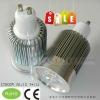 Dimmable 220V GU10 LED 6W high power bulb light