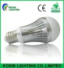 Dimmable 6W E27 led lamp Warm white ,Cool white+180degree