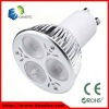 Dimmable 6W led light gu10