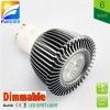 Dimmable 6w high power gu10 led spot light
