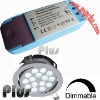 Dimmable led driver for bedroom led ceiling lights (CE, ROHS, FCC approved)
