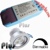 Dimmable led driver for cob led downlight 10w (CE, ROHS, FCC approved)