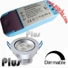 Dimmable led driver for led ceiling light 6w (CE, ROHS, FCC approved)