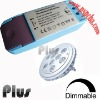 Dimmable led driver for round led ceiling lighting (CE, ROHS, FCC approved)