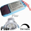 Dimmable led driver for smd led ceiling lighting (CE, ROHS, FCC approved)