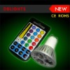 Dimmable led gu10 light