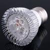 Dropshipping--3W E27 LED Light Bulb CE&ROHS