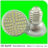 E27 Lamp 60SMD5050 light