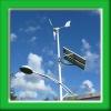 Energy Saving Street Light Wind Solar Hybrid