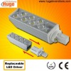 G24 6w led lamp 85-265VAC with replaceable led driver & excellent power factor M