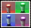 GU10 high power RGB led spot light
