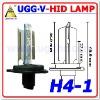 HID 9003 lamp, 8000K