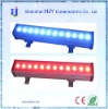 HJY 12W LED Wall washer light Bar Series RGB